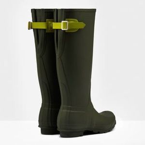 Hunter Original Back Adjust Rain Boots